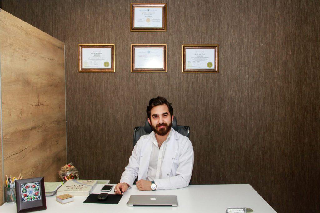 Psikolojik danışmanlık hizmetini veren Psikolog Reyhan FEDA
